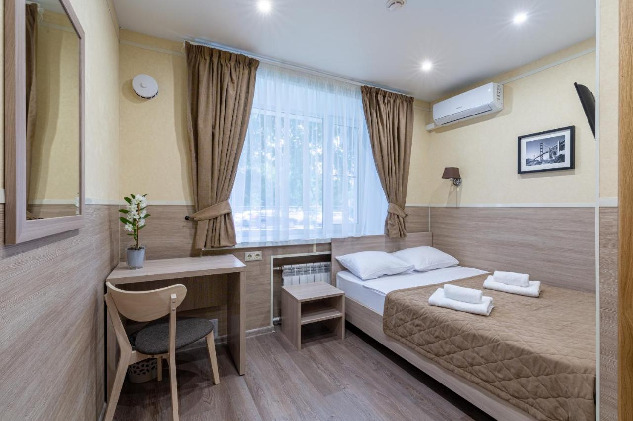 Отель  Отель  Мини-отель Соколиная Гора
