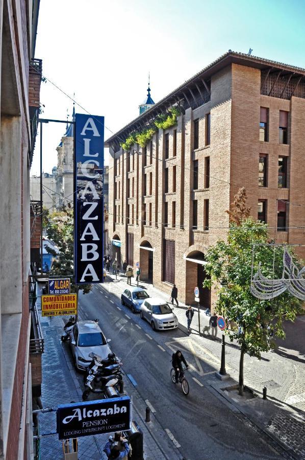 Гостевой дом  Pension Alcazaba  - отзывы Booking