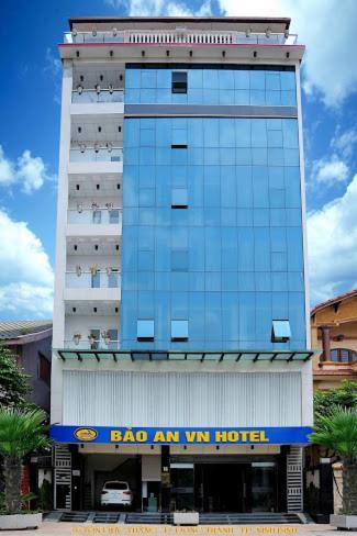 Отель  Khách Sạn Bảo An Ninh Bình