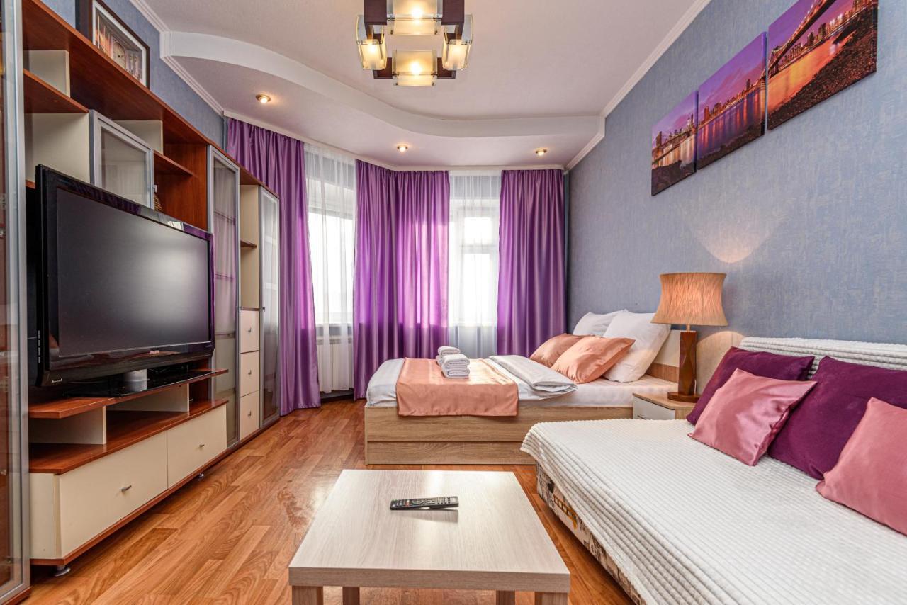 Фото  Апартаменты/квартира  Five Stars On Omskaya 64
