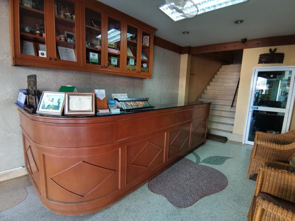 Гостевой дом  Samran Residence  - отзывы Booking