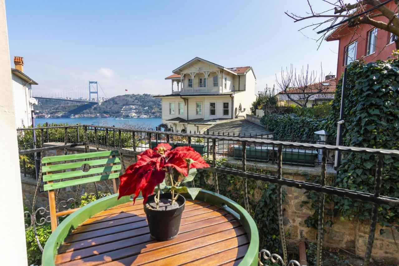 Апартаменты/квартира  Stunning Duplex 4BR Home With Amazing Bosphorus View