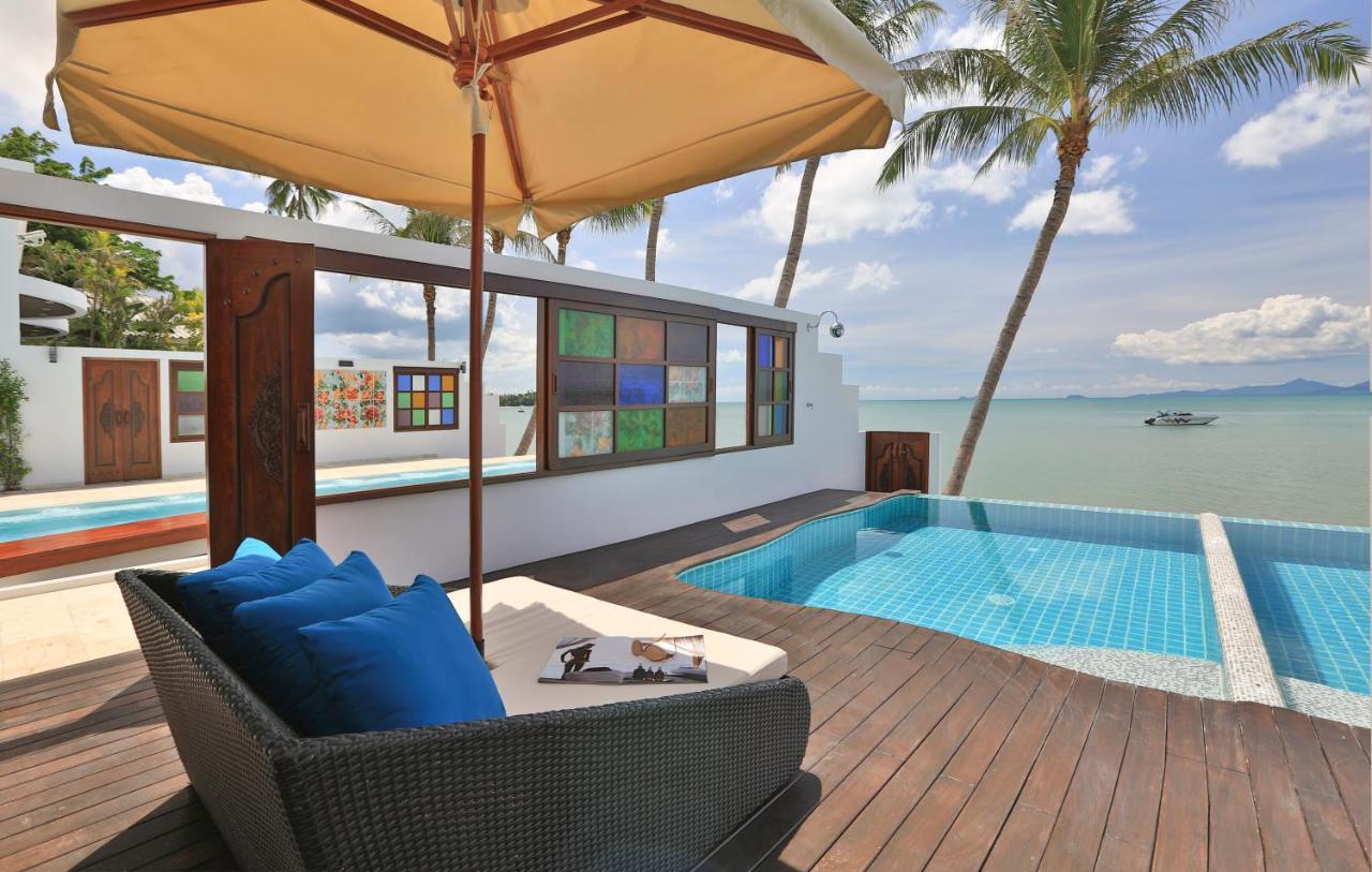 Курортный отель  The Privilege Hotel Ezra Beach Villas