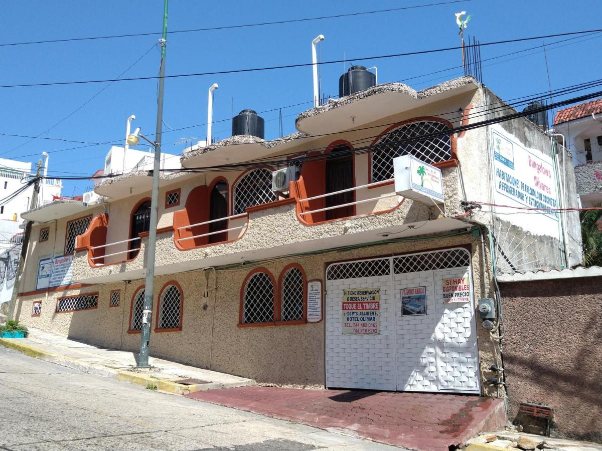 Гостевой дом Гостевой дом Hotel Y Bungalows Olivares