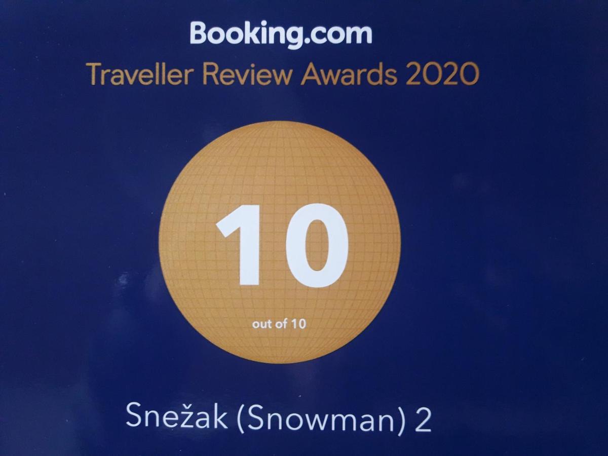 Апартаменты/квартира  Snežak (Snowman) 2  - отзывы Booking