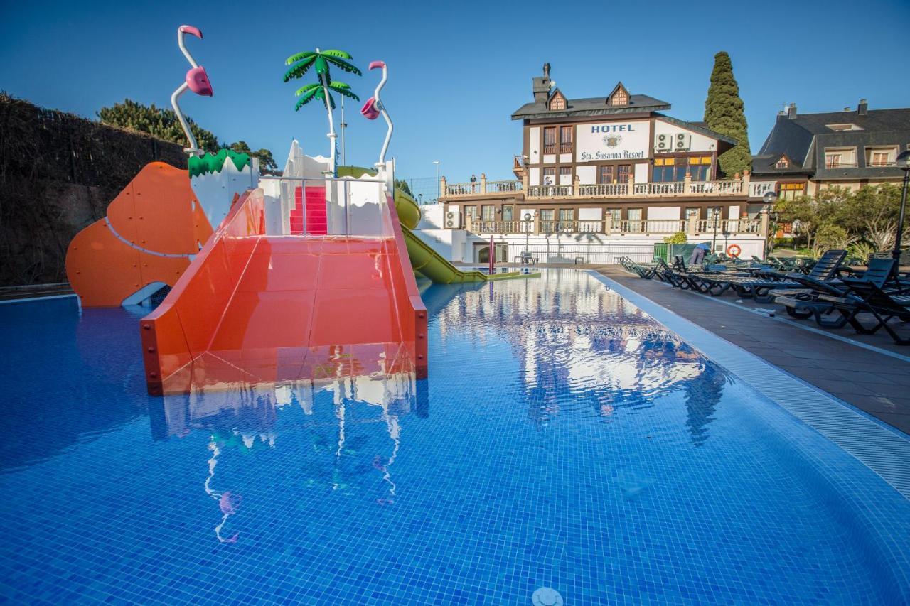Отель  Santa Susanna Resort  - отзывы Booking