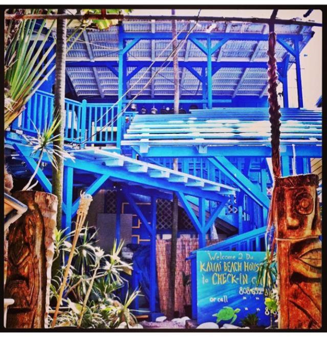 Хостел  Kauai Beach House Hostel, LLC