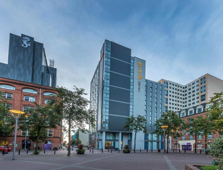 Отель  Отель  Maldron Hotel Belfast City