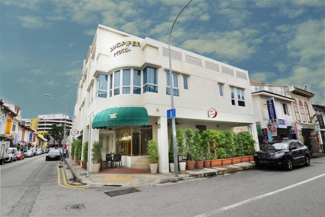 Отель  Sandpiper Hotel (SG Clean, Staycation Approved)