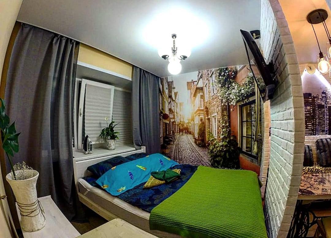 Апартаменты/квартира  Студия  - отзывы Booking