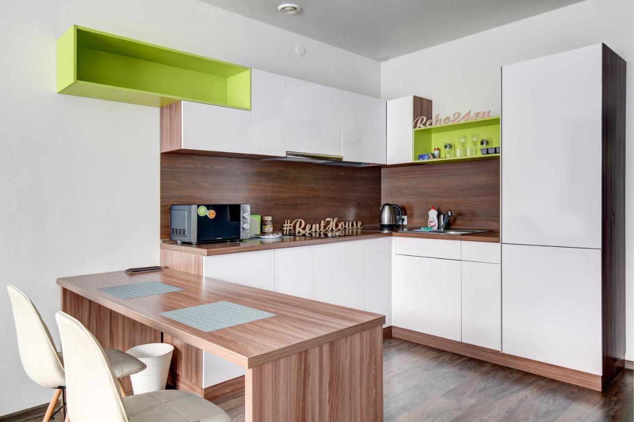Апартаменты/квартиры  Studio In Aparthotel Radius On Malysheva Street - Студия в апарт-отеле Радиус на улице Малышева, RentHouse