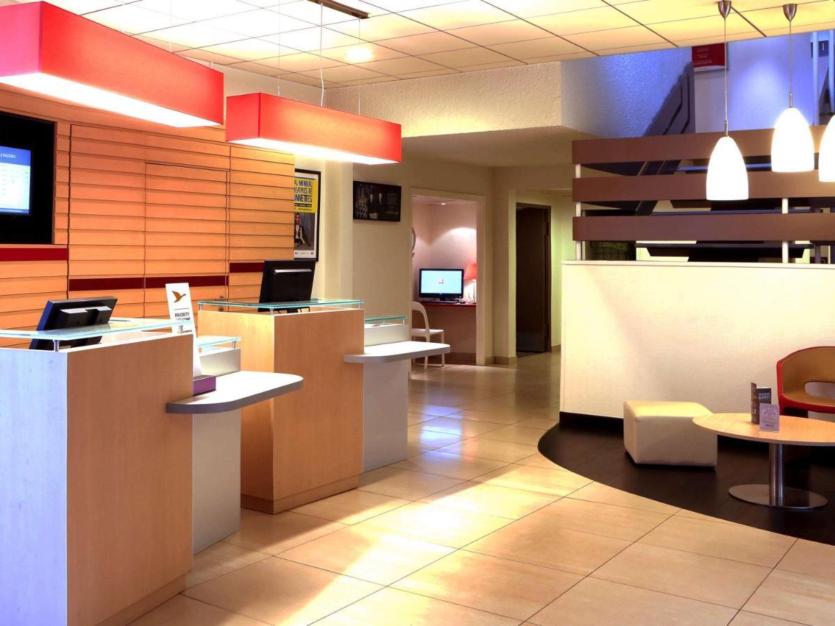Отель  Ibis Charleville Mezières
