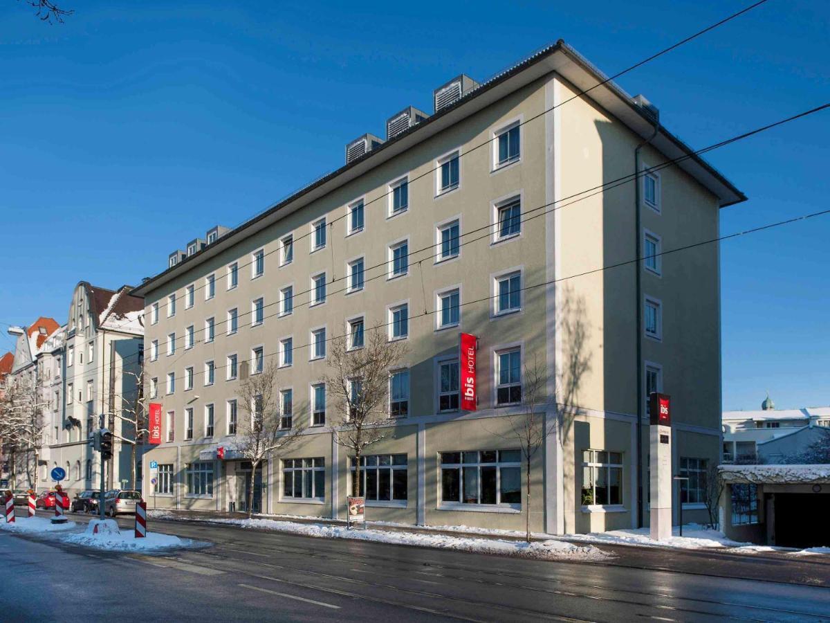 Отель  ibis Augsburg Koenigsplatz  - отзывы Booking