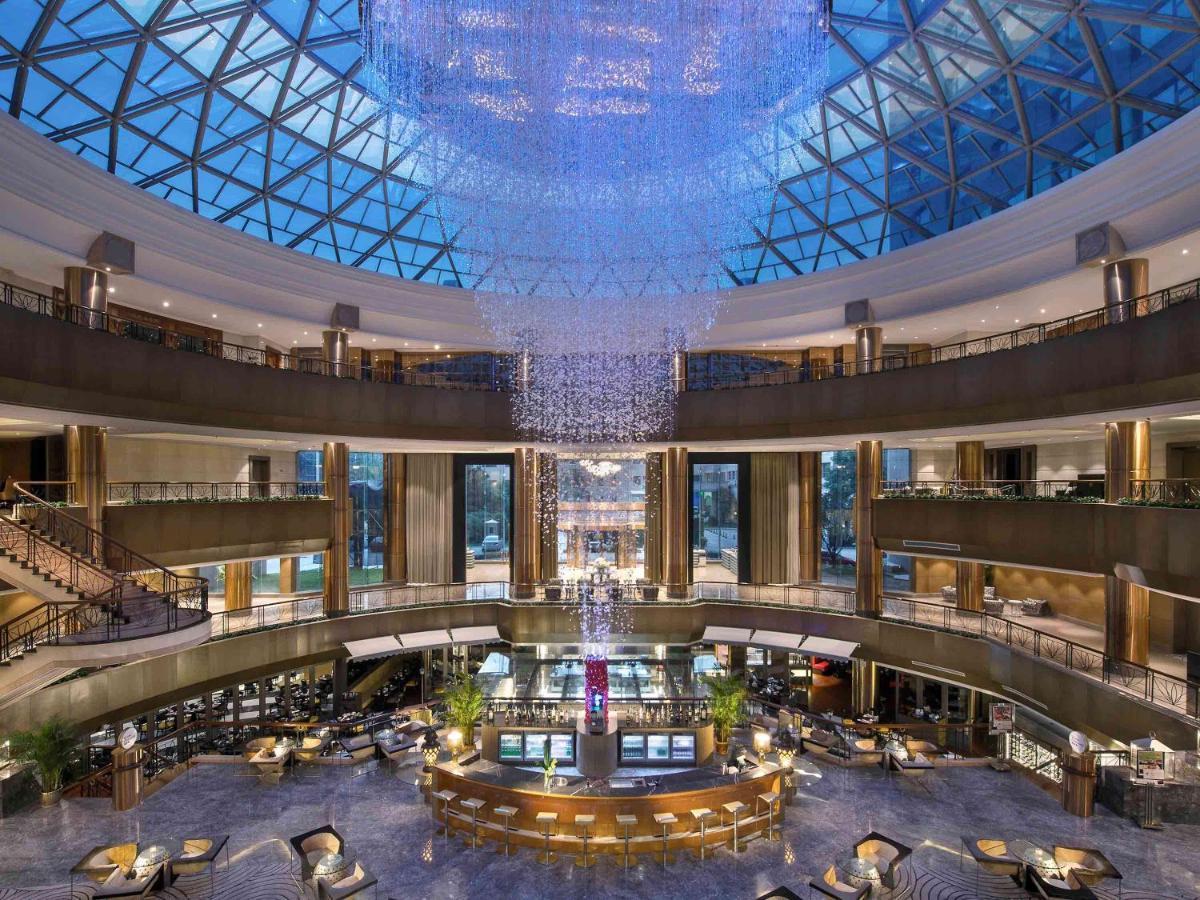 Отель  Отель  Sofitel Zhengzhou International