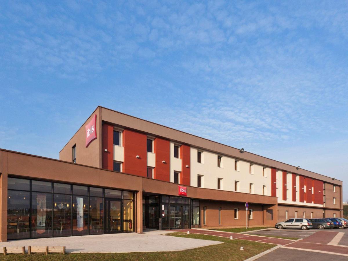 Отель ibis Beauvais Aéroport - отзывы Booking