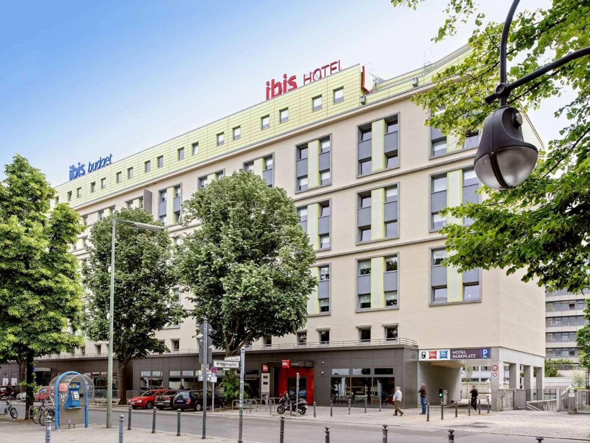 Отель  ibis budget Berlin Kurfürstendamm  - отзывы Booking