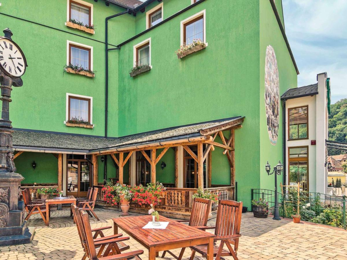 Отель  Mercure Sighisoara Binderbubi Hotel & Spa  - отзывы Booking