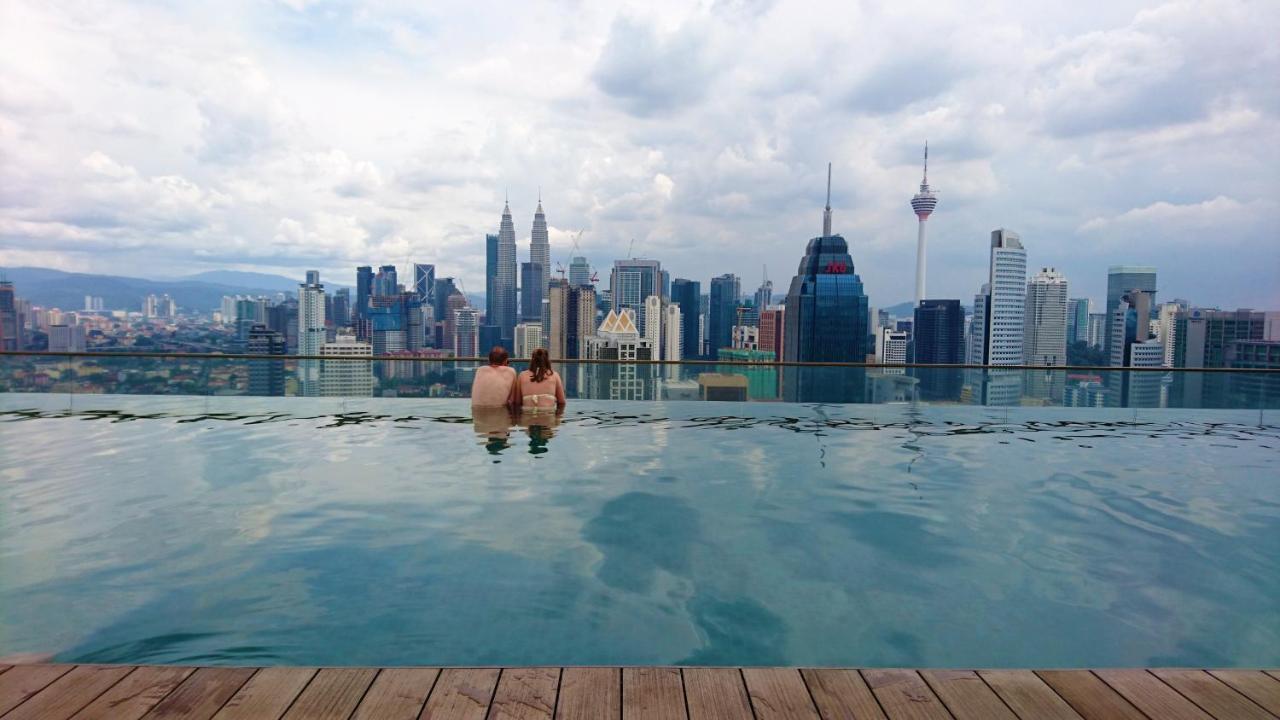 Departamento KLCC Regalia Suites Infinity Pool (Malasia Kuala