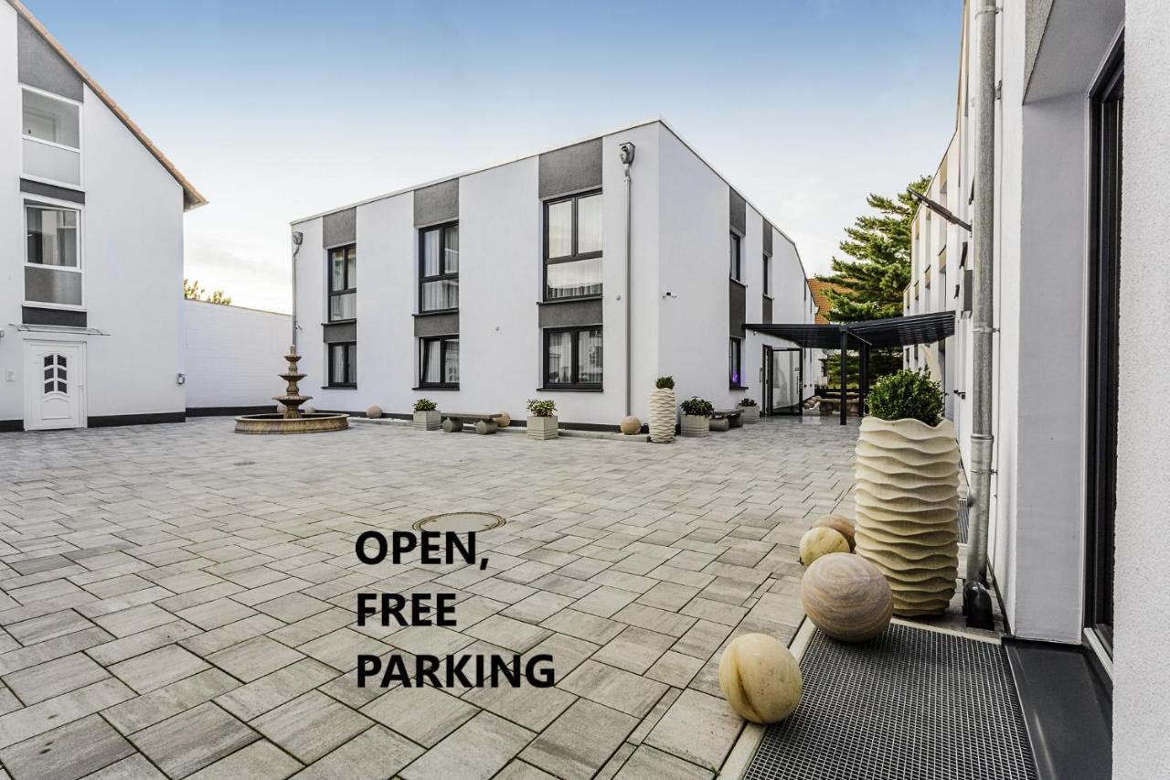 Апарт-отель  Naam Apartment Frankfurt Hotel City-Airport  - отзывы Booking