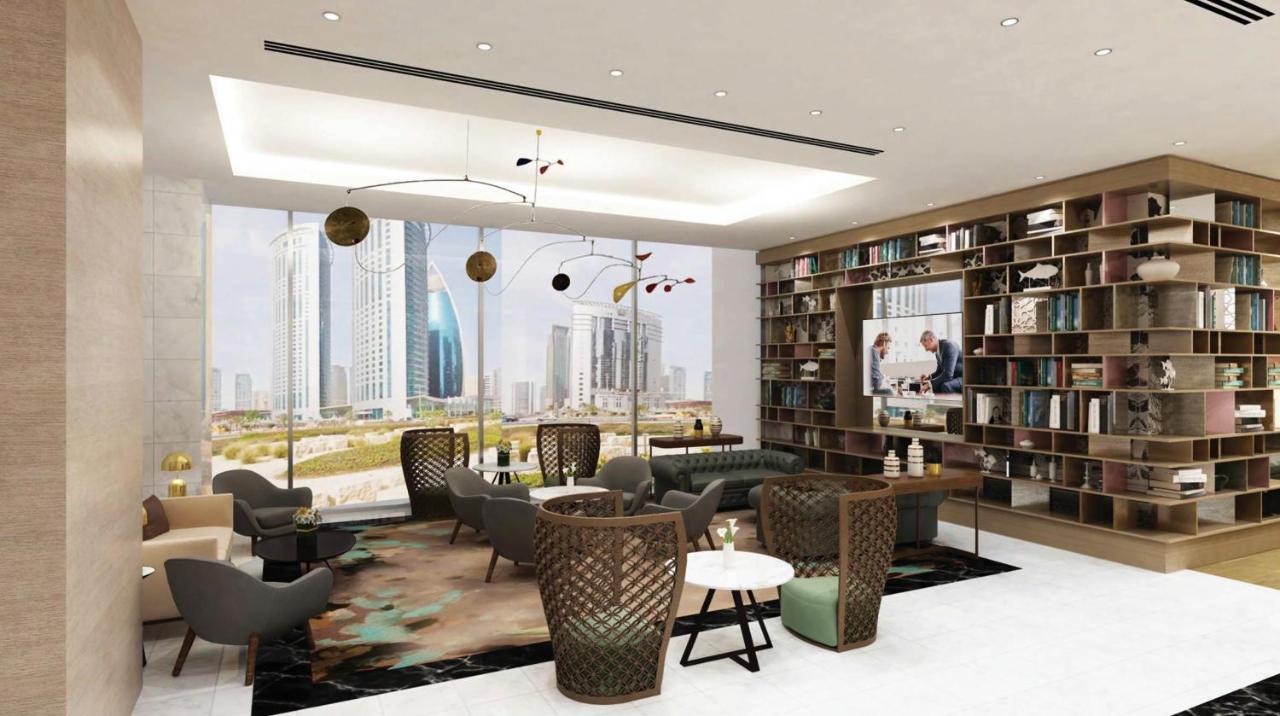 Апартаменты/квартиры  Somerset West Bay Doha