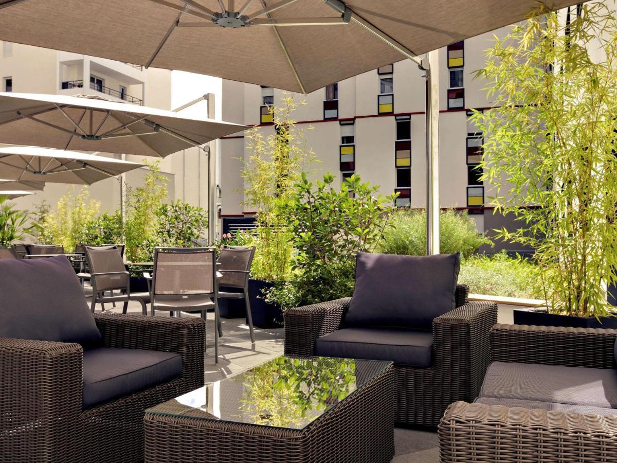 Отель  Отель  Mercure Clermont Ferrand Centre Jaude