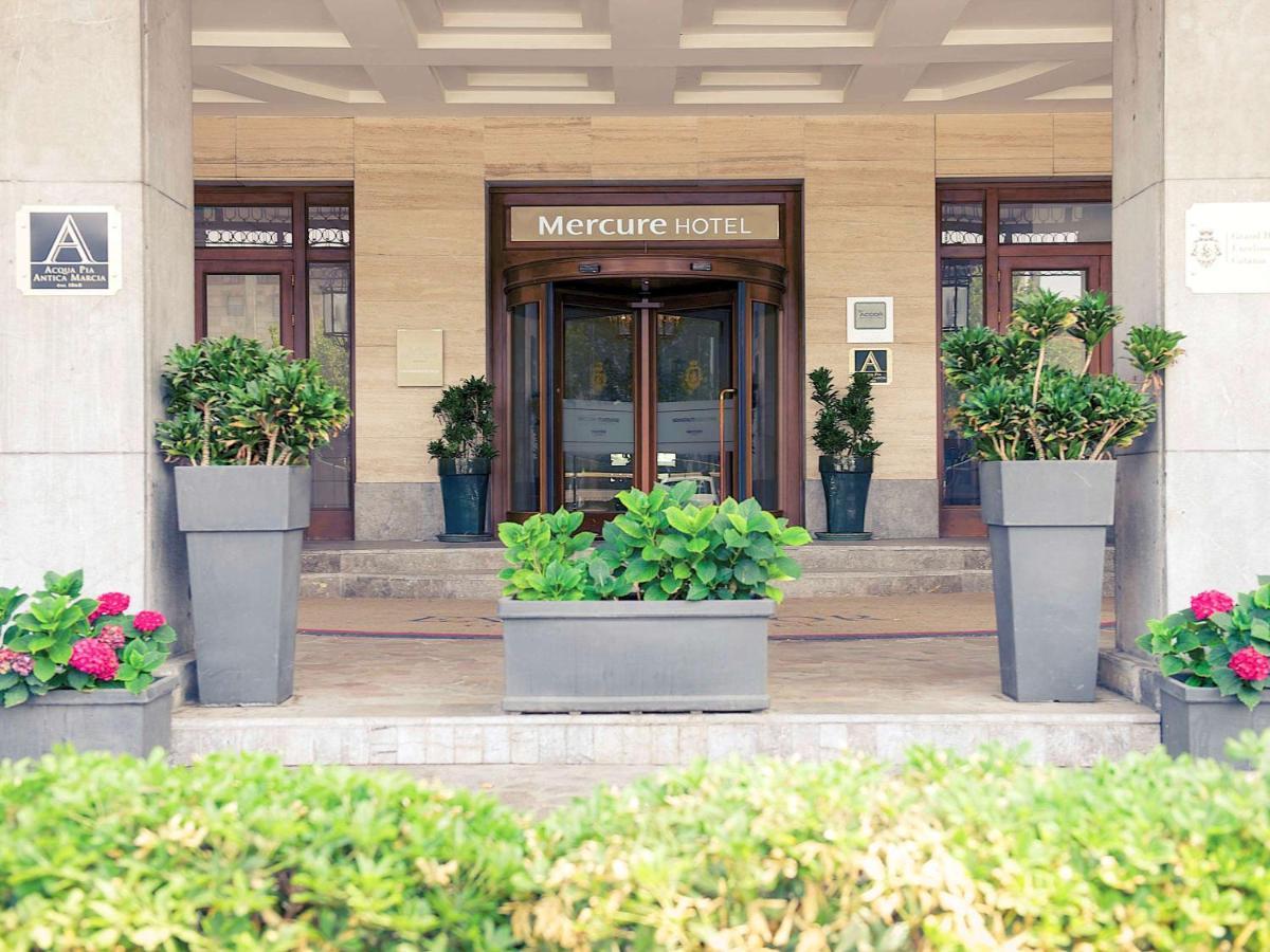 Отель  Отель  Mercure Catania Excelsior