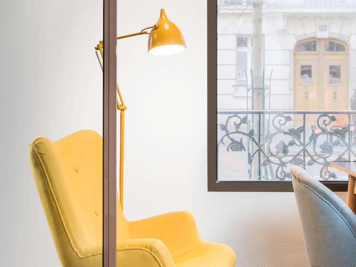 Отель  Ibis Styles Paris Crimée La Villette  - отзывы Booking