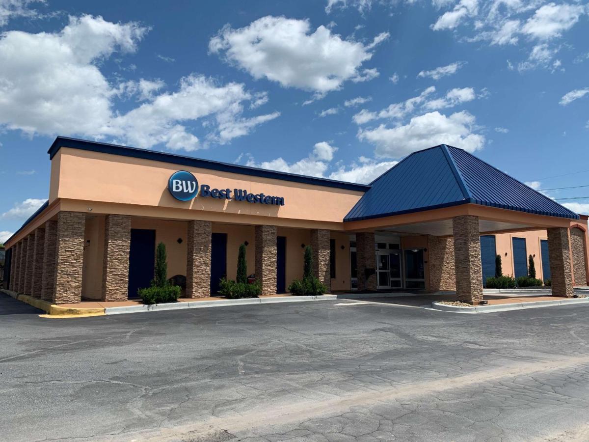 Отель  Отель  Best Western Greenville Airport