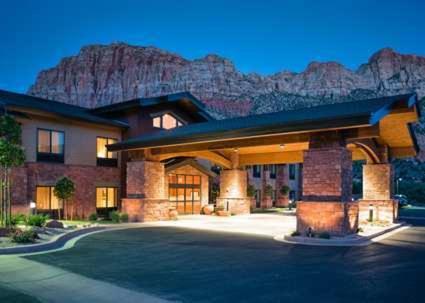 Отель  Hampton Inn & Suites Springdale/Zion National Park  - отзывы Booking