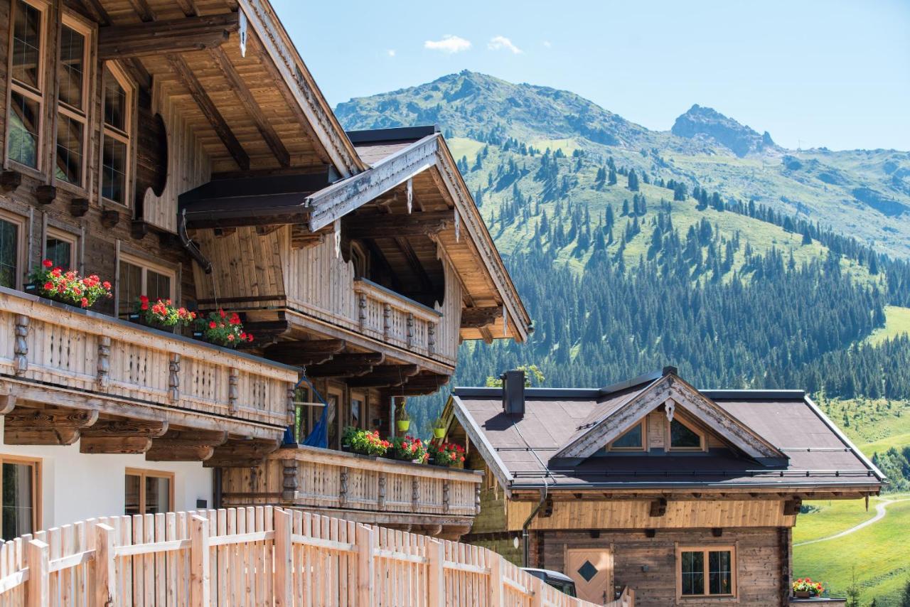 Апартаменты/квартиры  Appart Montana Hochfügen (Contactless Stay)