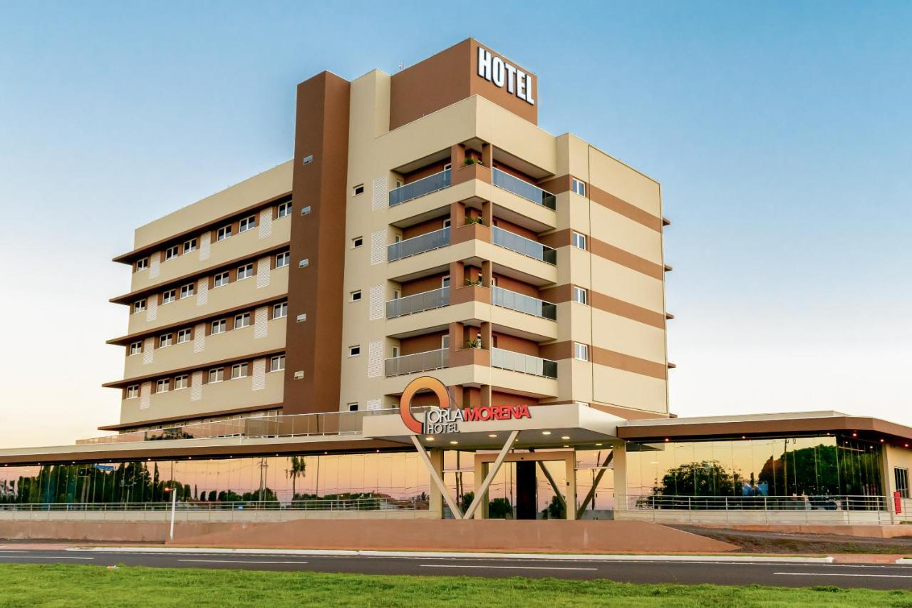 Отель  Отель  Orla Morena Park Hotel
