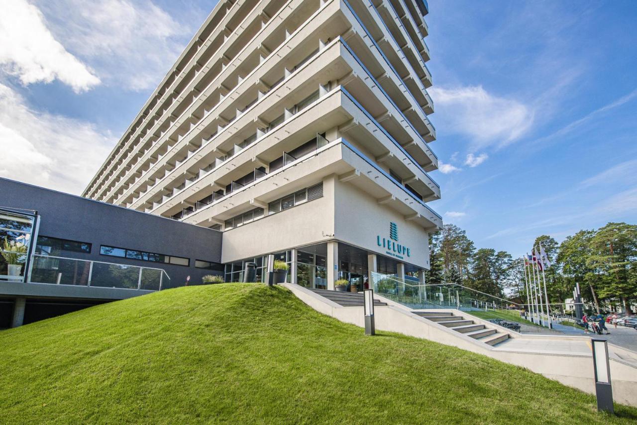 Отель  Lielupe Hotel SPA & Conferences by Semarah  - отзывы Booking