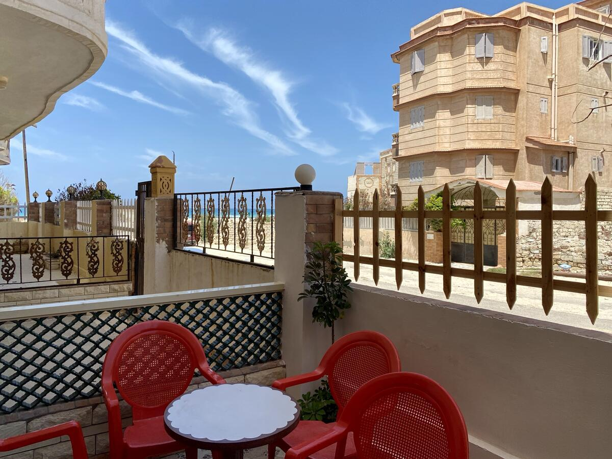 Дом для отпуска  Seaside Two-Bedroom Chalet Sidi Krir