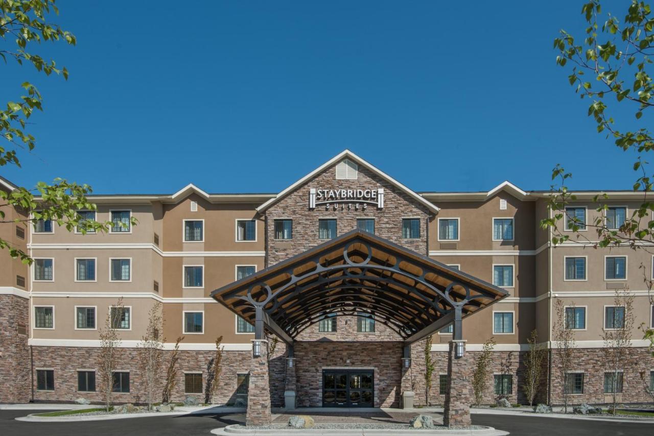 Отель  Отель  Staybridge Suites Anchorage, An IHG Hotel