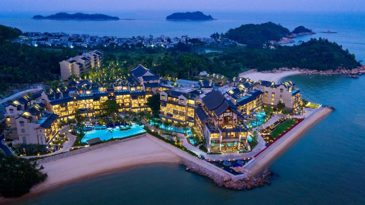 Отель  Angsana Zhuhai Phoenix Bay
