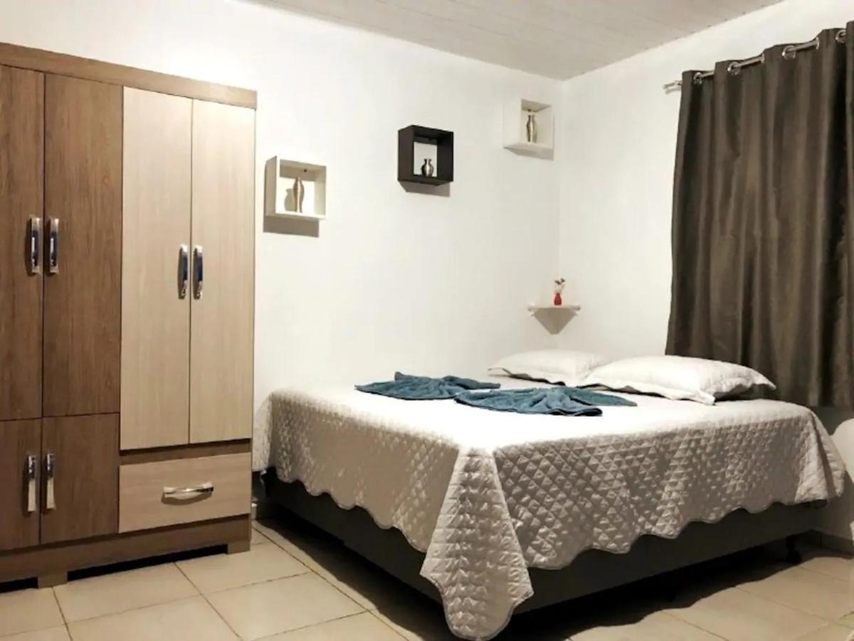 Дом для отпуска  Casa Aconchegante Com Ar Condicionado