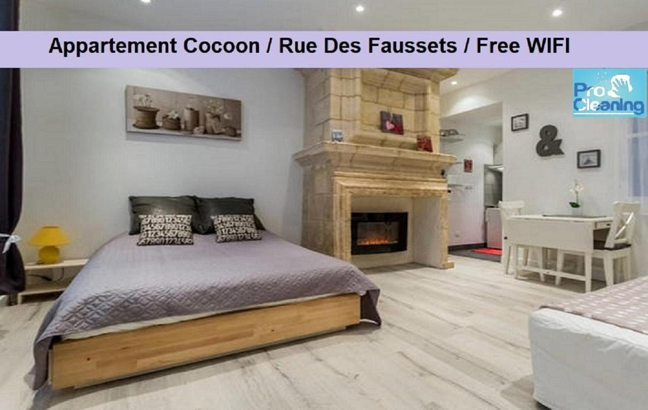 Апартаменты/квартира  Appart Cozy / Quartier St Pierre