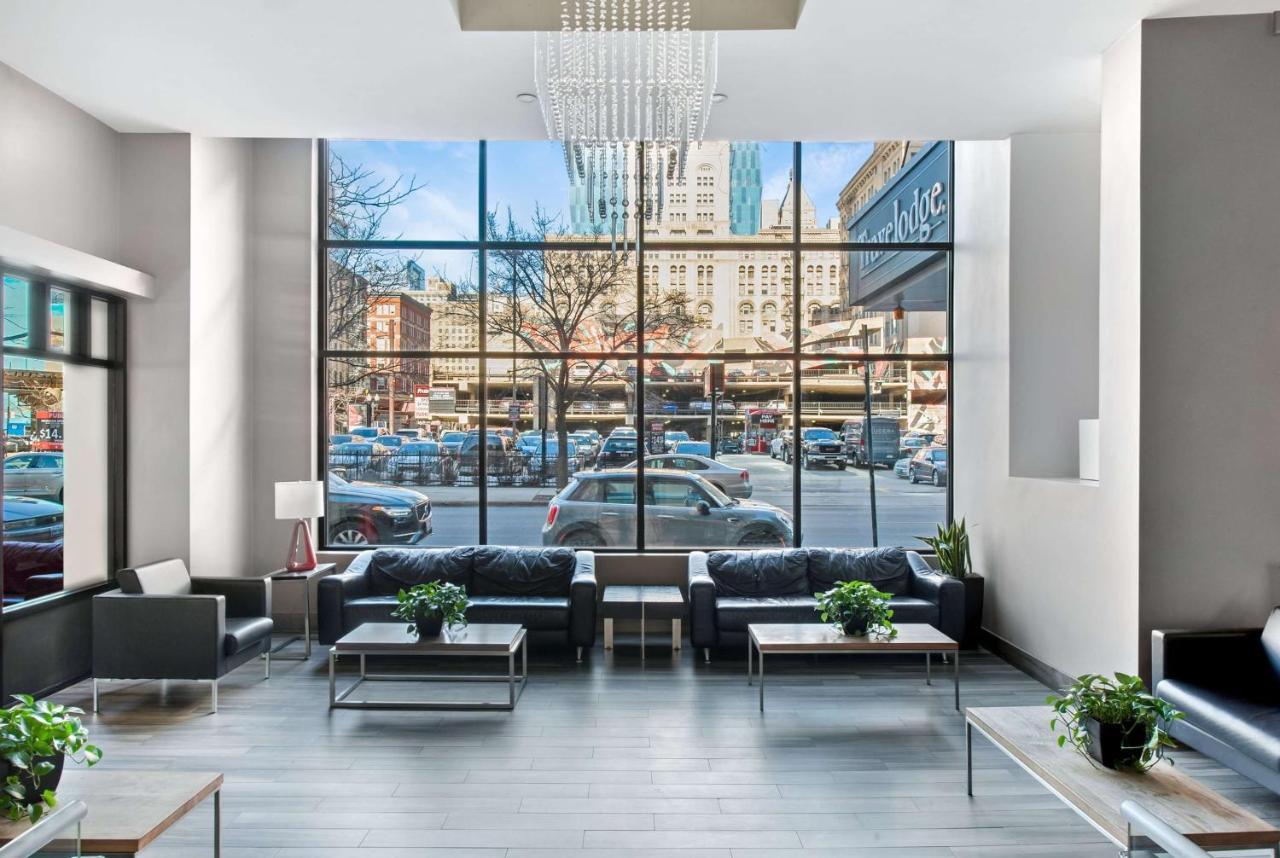 Отель  Отель  Travelodge By Wyndham Downtown Chicago