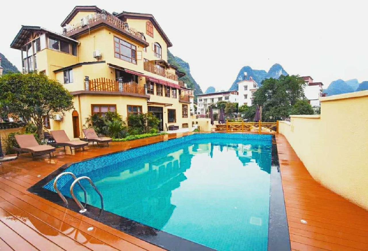 Гостевой дом  Yangshuo Coco Garden Hotel  - отзывы Booking