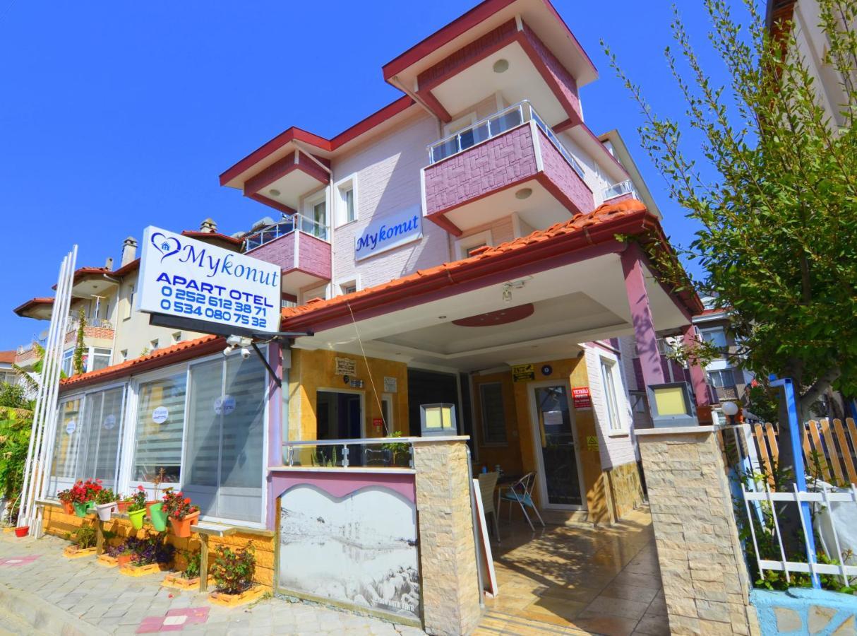 Апарт-отель  Mykonut Apart Hotel  - отзывы Booking