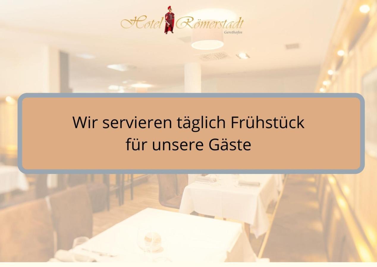 Фото  Отель  Hotel Römerstadt