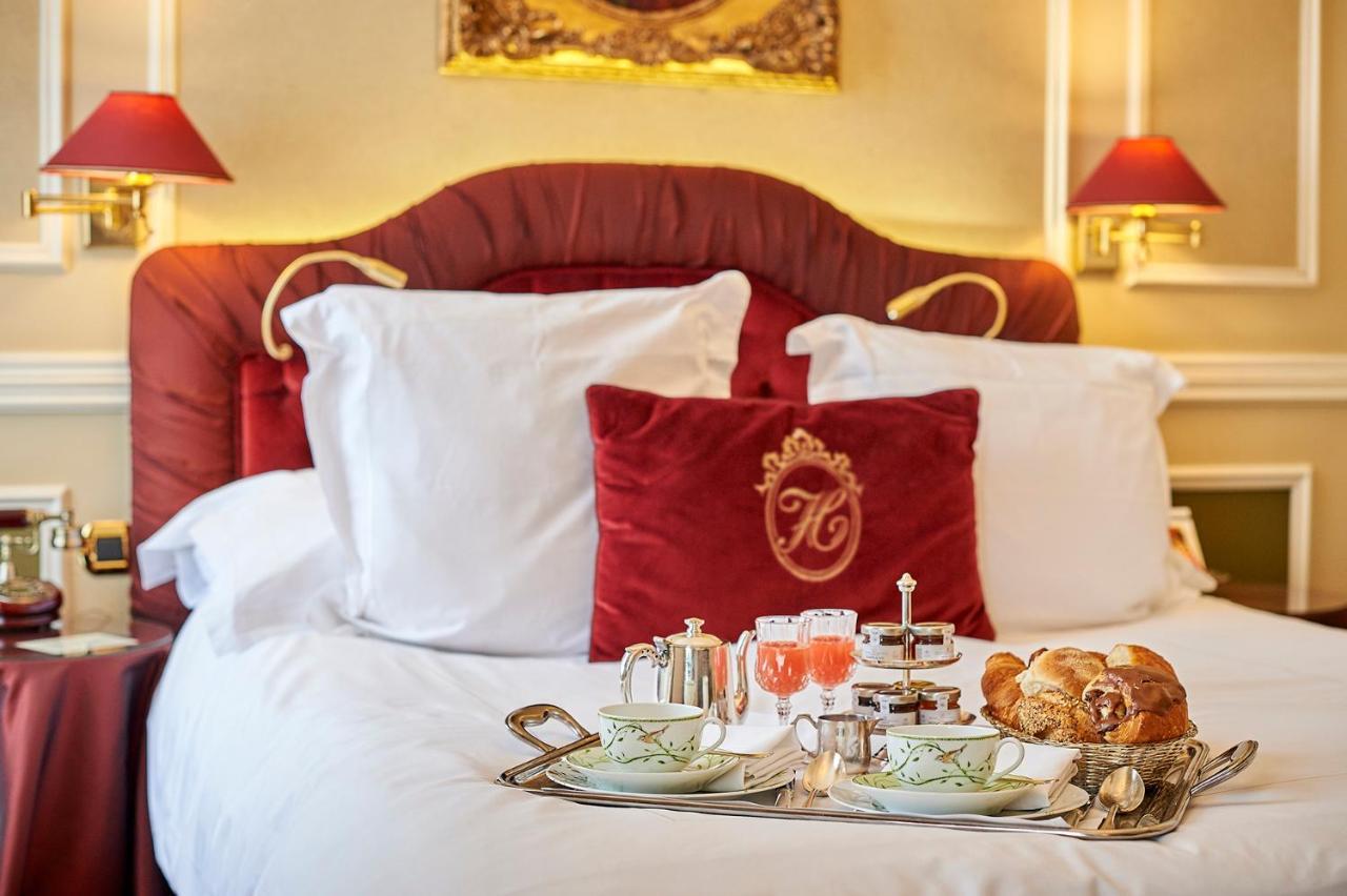 Отель  Relais & Châteaux Hotel Heritage