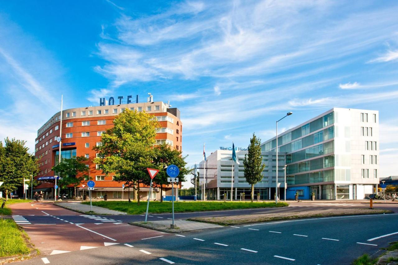 Отель  WestCord Art Hotel Amsterdam 4 stars  - отзывы Booking