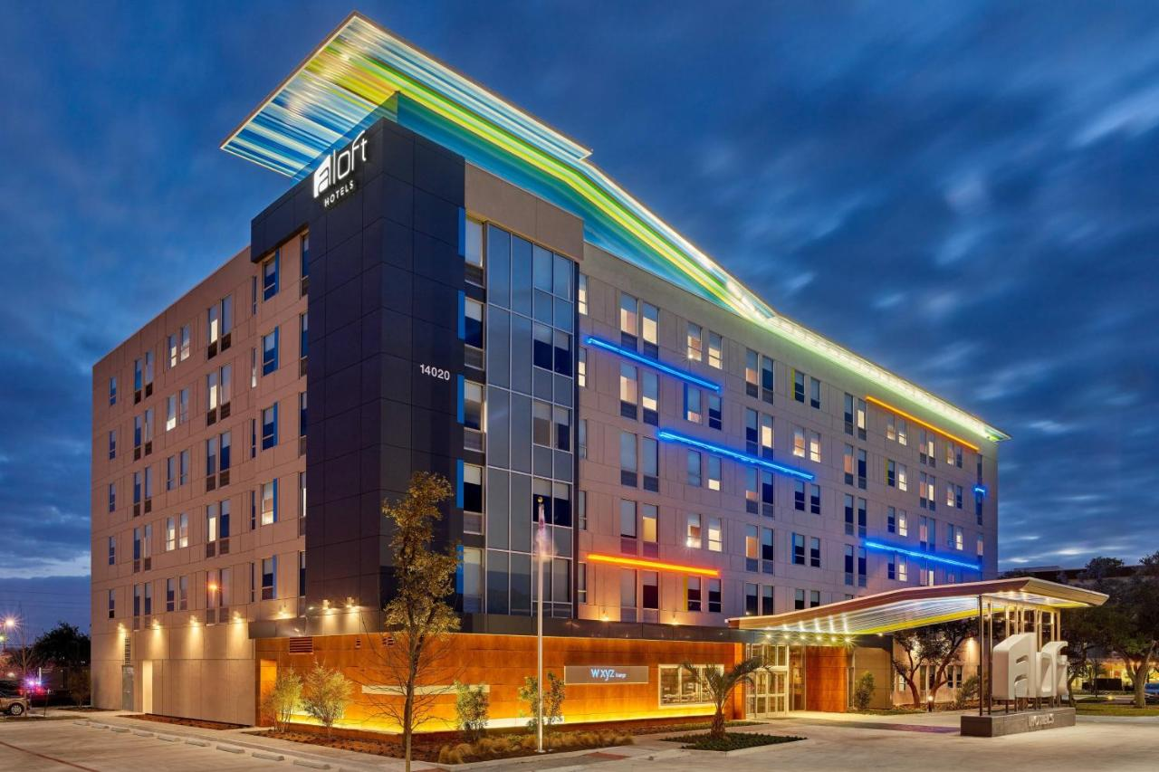 Отель  Отель  Aloft Austin Northwest