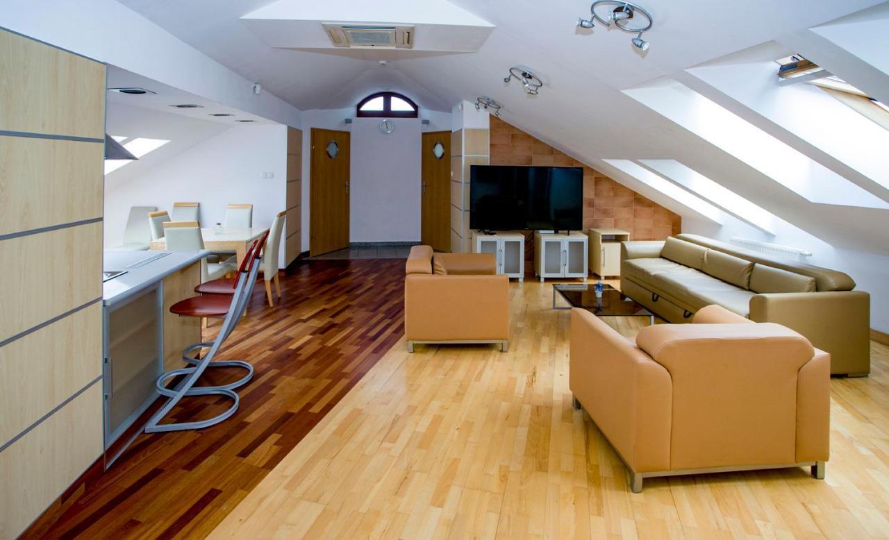 Апартаменты/квартиры  Apartamenty PORTOWE  - отзывы Booking