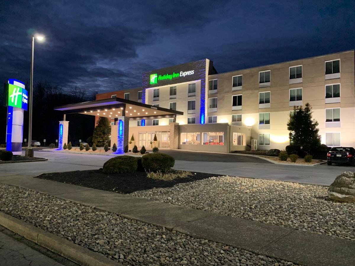 Отель  Отель  Holiday Inn Express - Allentown North, An IHG Hotel