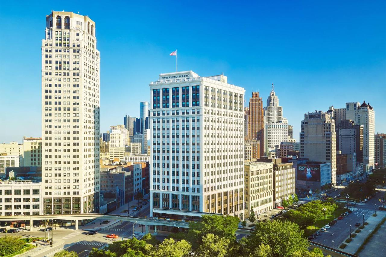 Отель  Aloft Detroit at The David Whitney  - отзывы Booking
