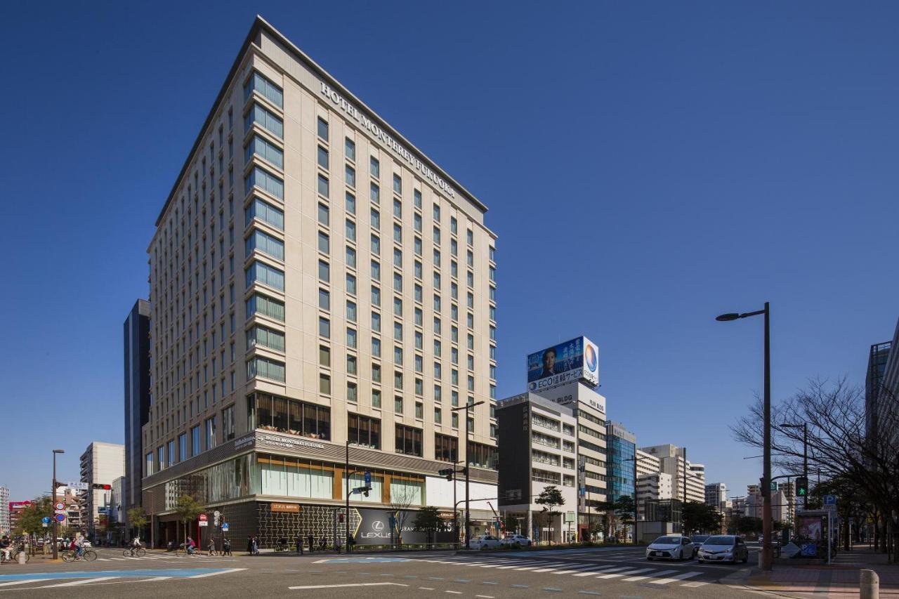 Отель  Отель  Hotel Monterey Fukuoka