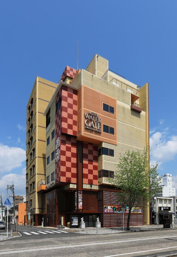 Отель для свиданий  Hotel Water Gate Tokuyama (Adult Only)
