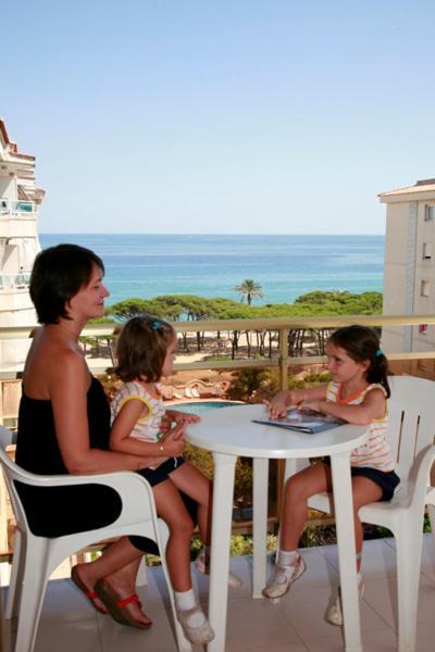 Отель Hotel Blaumar - отзывы Booking